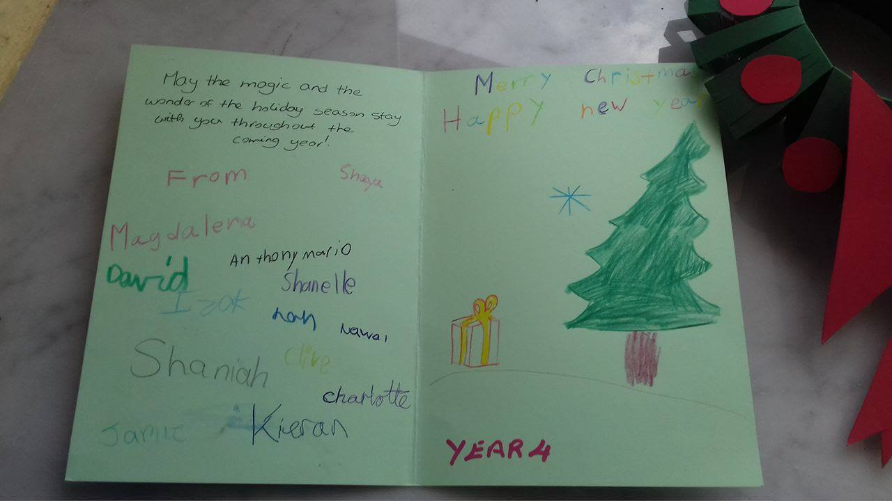 Christmas Diy Exchanging Cards And Small Gifts Ta Sannat